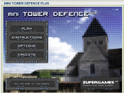 play Mini Tower Defence Plus