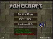 Minecraft Quiz…