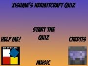 Xisuma's Hermitcraft Quiz