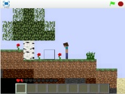 play 2D Minecraft: Paper Mine…
