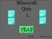 play Minecraft Quiz 1