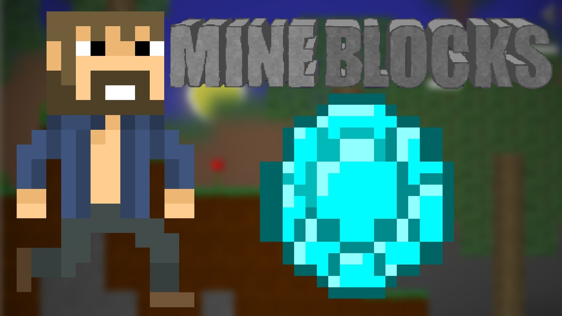 Mine Blocks Game