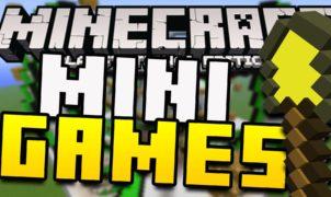 Top 10 Minecraft Mini Games